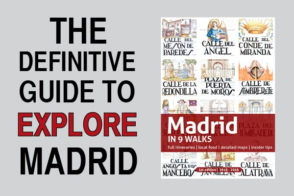 The Madrid Christmas lights walk guides you throughout the city's best illuminations